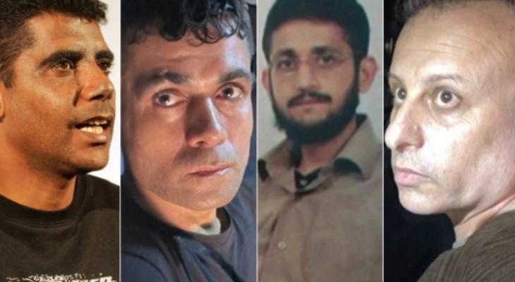 """مركز حقوقي يُوجه رسالة للصليب الأحمر عقب إعادة اعتقال 4 من أبطال """"نفق الحرية"""""""