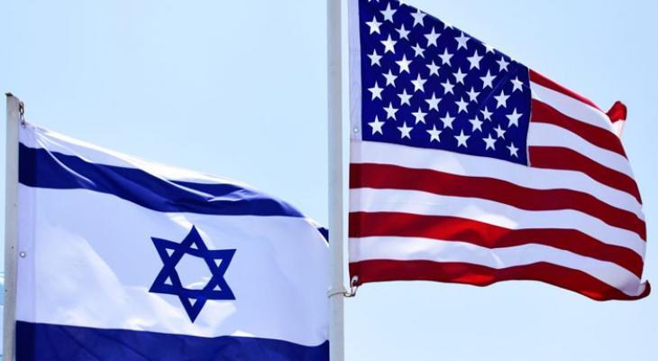 أمريكا وإسرائيل.