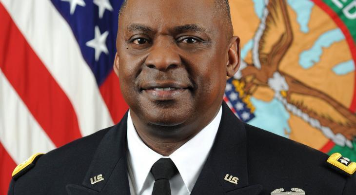 وزير الدفاع الامريكي