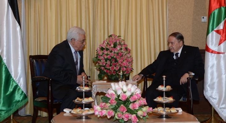 عباس وبوتفليقة