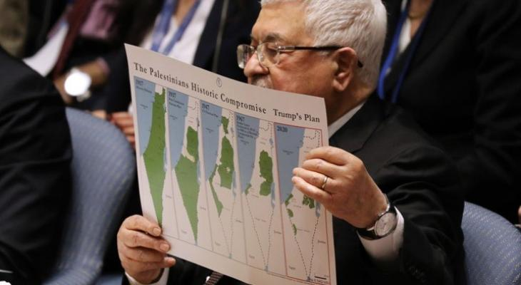 الرئيس عباس وحل الدولتين.jpg