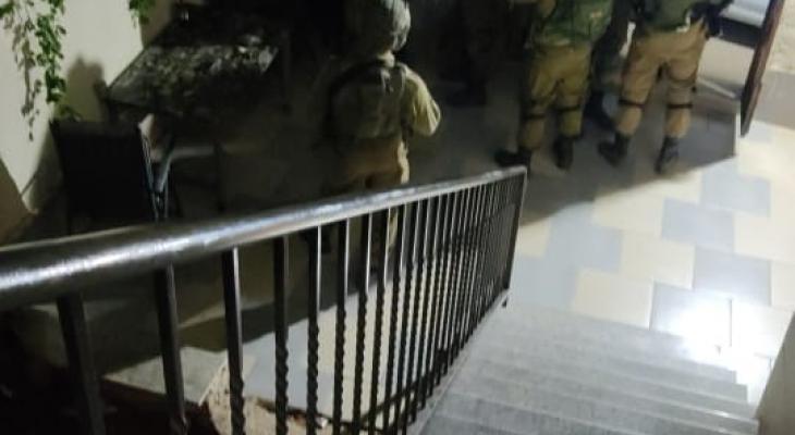 الاحتلال يقتحم قراوة بني حسان