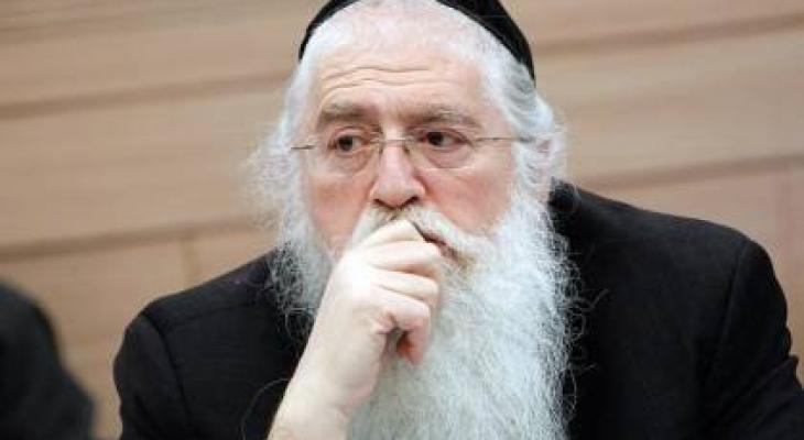 موقع عبري: مجهولون يعتدون على عضو بالكنيست في القدس