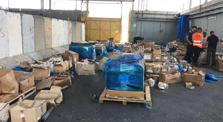 جيش الاحتلال يزعم إحباط تهريب معدات من الضفة كانت مخصصة لمشروع الأنفاق في غزة