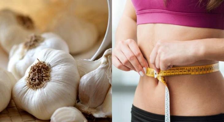 هل يساعد تناول فصوص الثوم على معدة فارغة في إنقاص الوزن؟