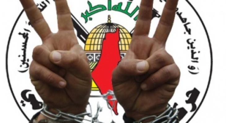 أسرى الجهاد الإسلامي يُعلنون مطالب الإضراب العام عن الطعام في كافة السجون