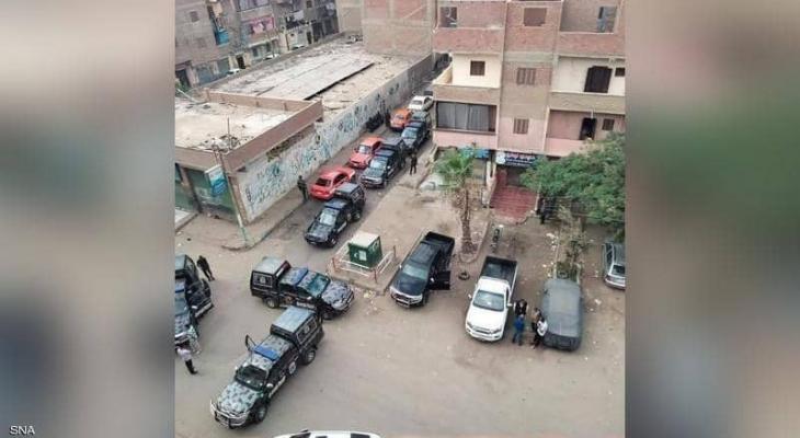مصر.. مقتل وإصابة 4 ضباط في إطلاق نار بالإسماعيلية.jpg
