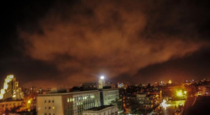 قصف سوريا