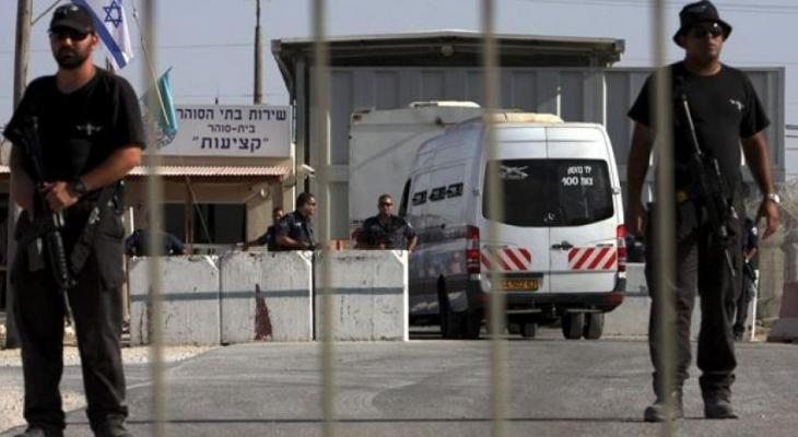 نادي الأسير: المضربين عن الطعام في سجون الاحتلال يخوضون ملحمة بطولية