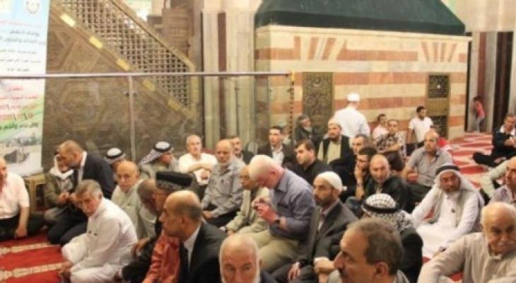 إحياء ذكرى الهجرة النبوية اليوم في الحرم الإبراهيمي.jpeg