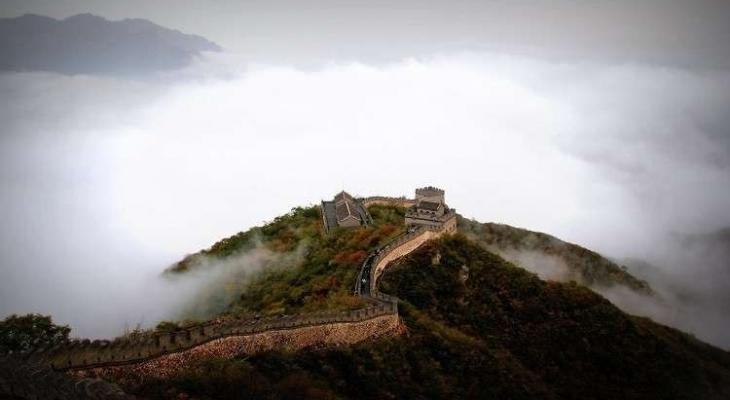 """بالفيديو: أحدث """"عجائب"""" سور الصين العظيم!"""