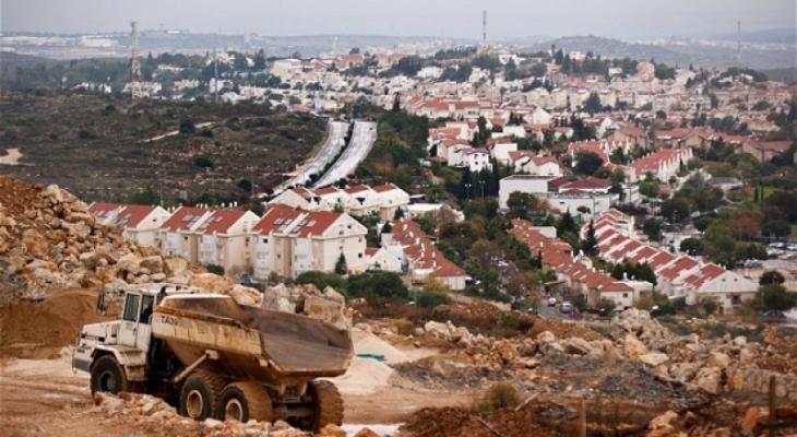 الاحتلال يقر بناء عشرات الوحدات الاستيطانية بالقدس