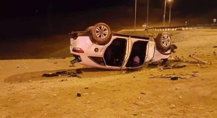 7 إصابات جراء حادث سير قرب أريحا 2.jpg