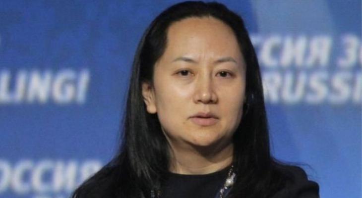المديرة المالية لشركة هواوي