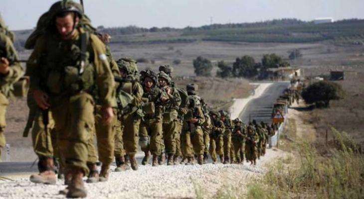 مناورة إسرائيلية