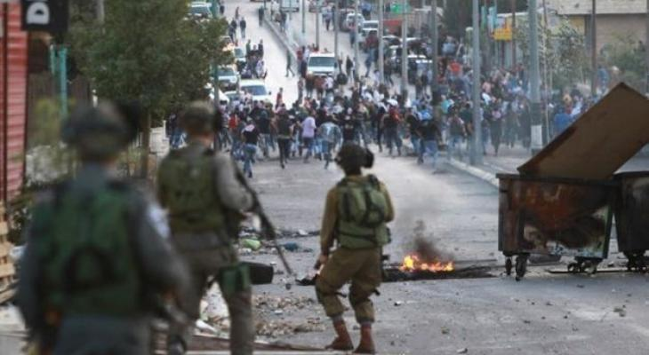 الاحتلال يعتقل 5 مواطنين خلال قمع وقفة في القدس