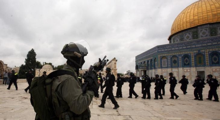 الأردن يستنكر استمرار الانتهاكات الإسرائيلية ضد المسجد الأقصى