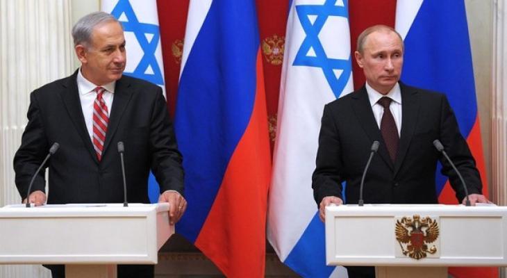 روسيا وإسرائيل