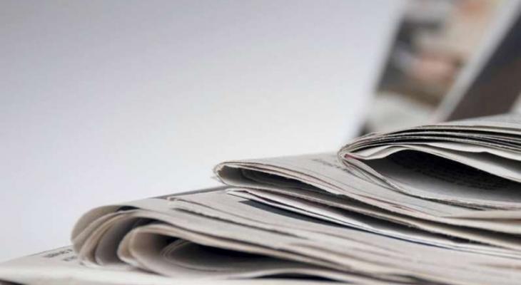 صحف فلسطينية