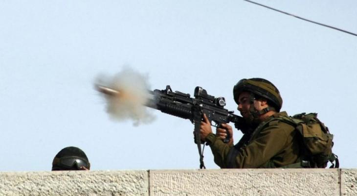 رصاص الاحتلال