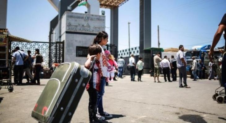 """بالأسماء داخلية غزّة تنشر """"كشف التنسيقات المصرية"""" ليوم الثلاثاء 27 يوليو 2021"""
