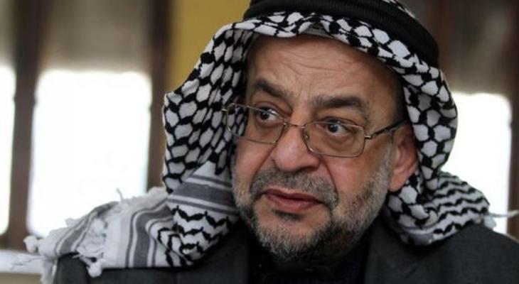 عصام يوسف يدعو إلى قرار فلسطيني موحد بانطلاق انتفاضة الأقصى الثالثة