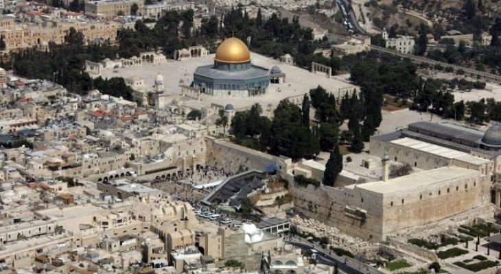 واشنطن تتنصل من تصريحات لا سيادة إسرائيلية على حائط البراق.jpg
