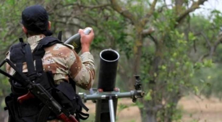 إطلاق قذيفتي هاون من غزّة صوب الأراضي المحتلة