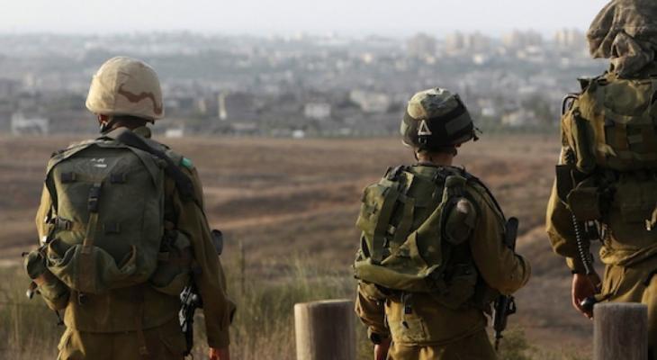 شرق غزة