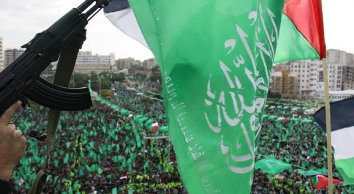 """""""حماس"""" تستنكر اعتقال الأجهزة الأمنية للمتظاهرين والنشطاء في رام الله"""