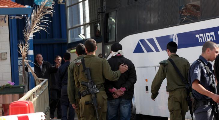 تمديد اعتقال شاب مقدسي على ذمة التحقيق