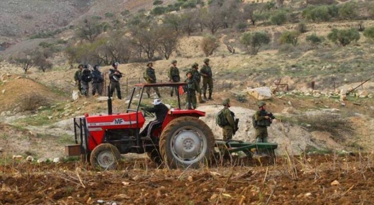 احتجاز مزارع