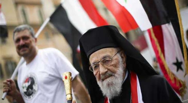 """سفارة فلسطين في الفاتيكان تنعى مطران القدس في المنفى """"كابوتشي"""""""