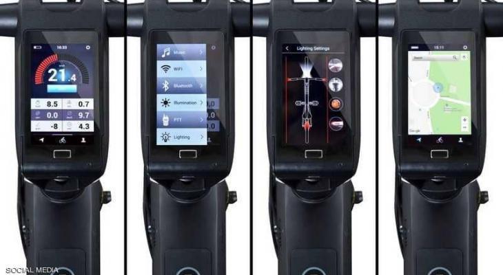 شركة صينية تطور دراجتين ذكيتين بمساعد صوتي