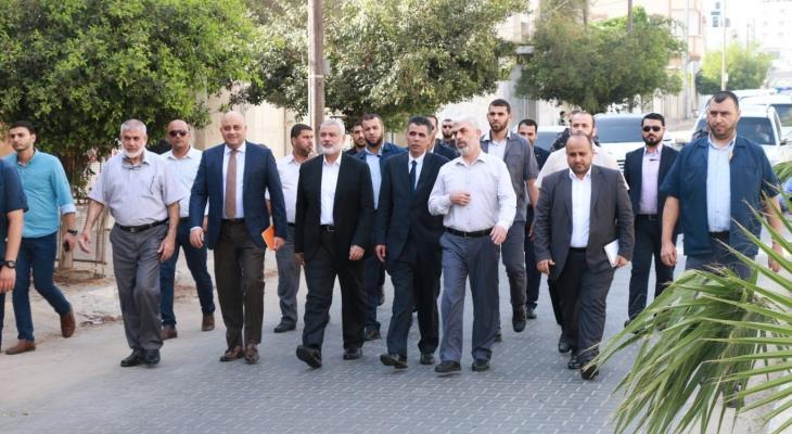 عن نقاط الالتقاء والاختلاف بين المخابرات المصرية ووفد حماس بالقاهرة