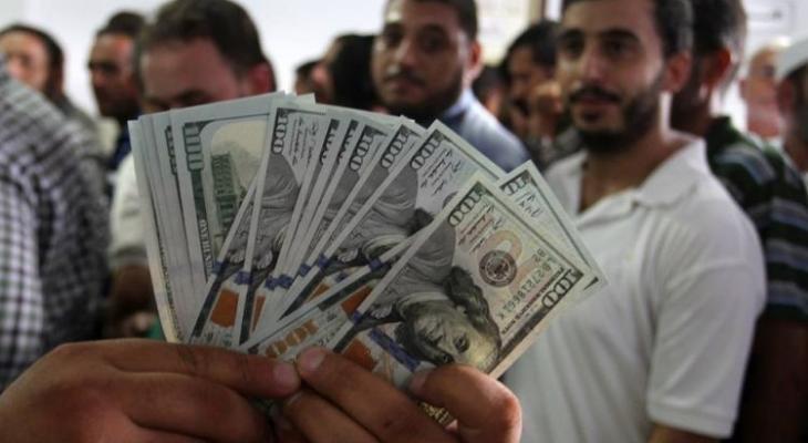 رابط فحص موعد صرف المنحة القطرية في غزة لشهر 12