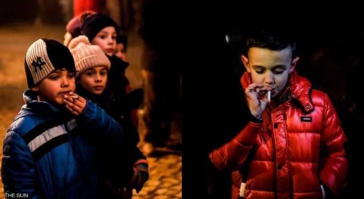 مهرجان أوروبي يثير الغضب.. الآباء يعطون أطفالهم السجائر