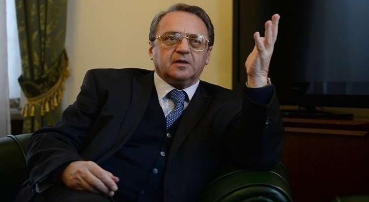 نائب وزير الخارجية الروسية: قلقون من تعثر المصالحة الفلسطينية
