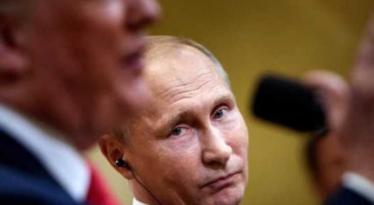 بوتين وترمب