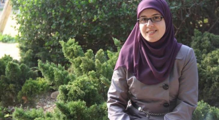 الاحتلال يعتقل الصحفية الطويل من رام الله.jpg