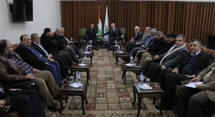تعرّف على المقترح الذي قدمته مصر لتجاوز الأزمة الراهنة بين حماس وفتح!