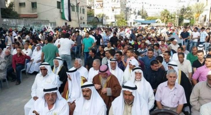 توقيع 100 صلح مجتمعي لشهداء الإنقسام بغزة الخميس المقبل.jpg