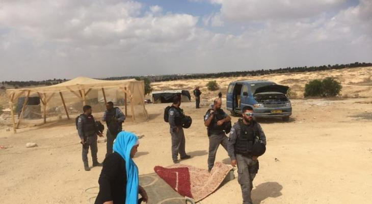 """سلطات الاحتلال تهدم قرية العراقيب للمرة الـ""""169"""" OLeRQ"""