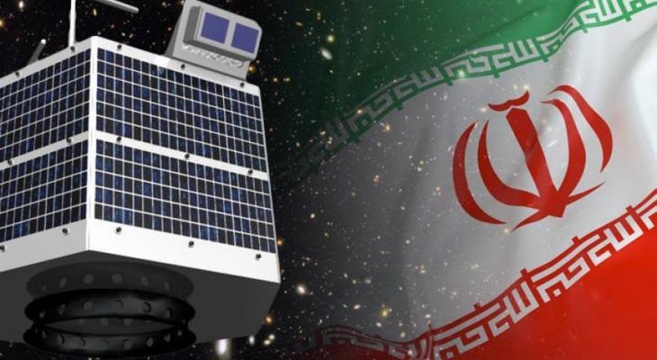 قمر صناعي لإيران