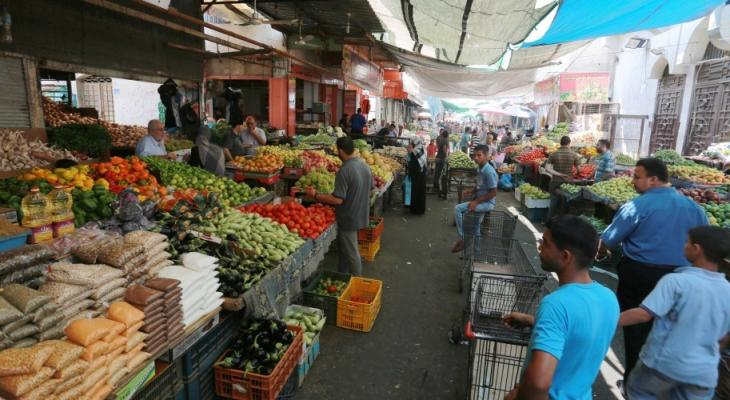 اسواق غزة