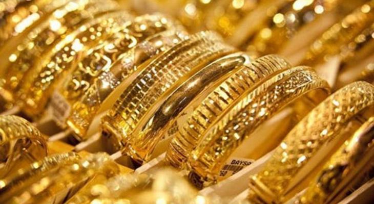 """""""الذهب"""" يصعد لأعلى مستوى في أسبوعين"""