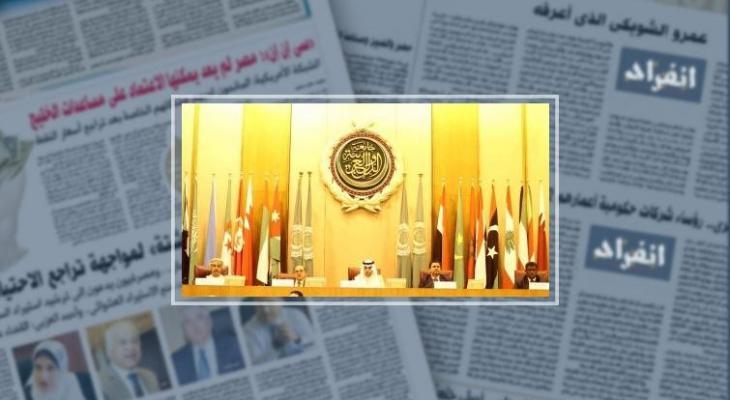 البرلمان العربي يؤكد دعمه الكامل لإضراب الأسرى الفلسطينيين