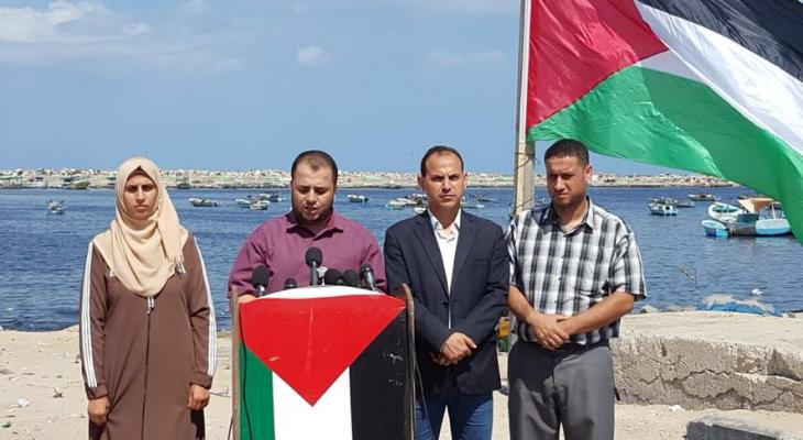 بالفيديو: الحراك الوطني يُحذر من تبعات استمرار الحصار المفروض على غزّة