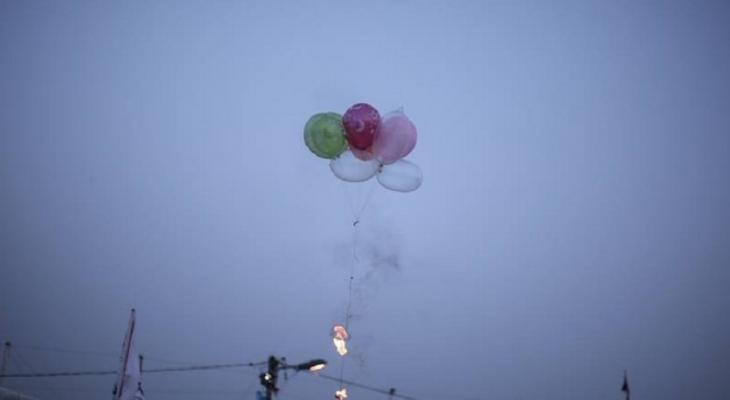 البالونات الحارق