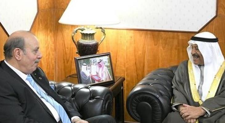 خالد عارف : البحرين ستواصل دعمنا للقضية الفلسطينية